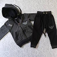 Спортивный костюм Armani, 2-6 лет