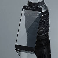 Захисне скло LG K8 2017 / X240 / M200n Full cover чорний 0,26 мм в упаковці