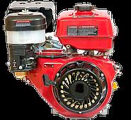 Запчасти для двигателя 177F (бензин 9 л.с)
