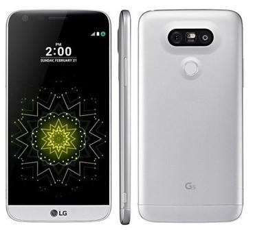 "Смартфон LG G5 F700 4/32GB Silver +стекло и чехол, 16/8Мп, 5.3"" IPS, Snapdragon 820, 1sim, Гарантия 3 мес."