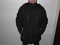 Куртка мужская большой размер (зеленая).