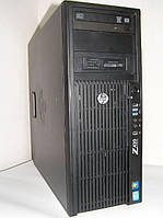 Рабочая станция  HP Z420 XEON E5-1603 2.8Ghz 16Gb 250Gb nVidia Qudro 2000 DVDRW , фото 1