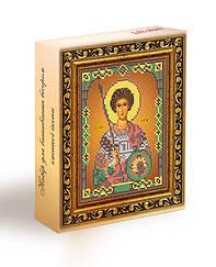 Набор для вышивания бисером икона Святой Георгий