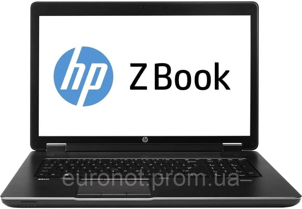 Ноутбук HP ZBook 17 (i7-4930MX)