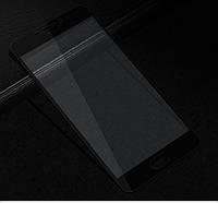 Защитное стекло Meizu M5 Note Full cover черный 0.26мм в упаковке