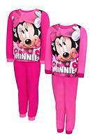 Пижама для девочек оптом, Disney, 98-128 см,  № MIN-G-PAJAMAS-483