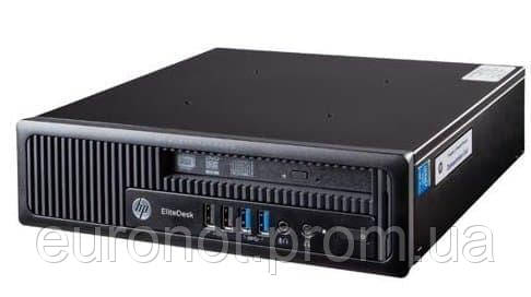 Системный блок HP EliteDesk 800 G1 USDT (RAM8192/HDD500) Б/У