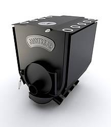 Печь варочная с конфоркой (тип-02 ЧК) Новаслав Montreal Lux 500 м3