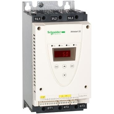 Плавний пуск Altistart 22 7.5 кВт 17А 380В  ATS22D17Q