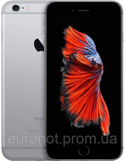 Б/У Apple iPhone 6S Space Gray 64GB + защитное стекло в  подарок!