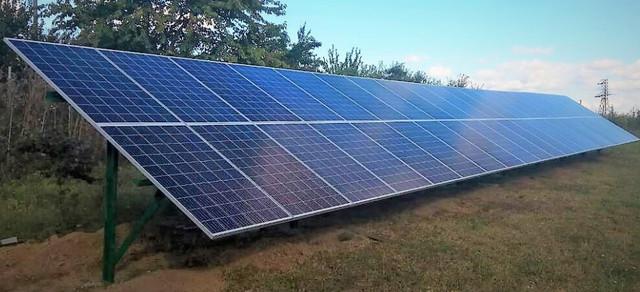 Солнечные батареи 260/270/280 Вт RISEN (поли)