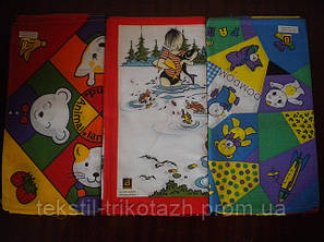 """Платок носовой детский рисунок """"Эксклюзив"""" (уп. 10 шт.), фото 2"""
