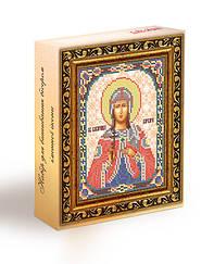 Набор для вышивания бисером икона Святая Варвара
