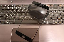 Защитное стекло Motorola Moto E Plus / E4 Plus / XT1771 / XT1770 / XT1773 Full cover черный 0,26мм в упаковке