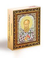 Набор для вышивания бисером икона Святой Григорий Богослов