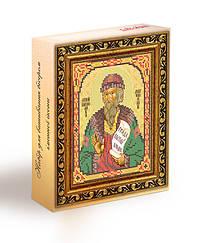 Набор для вышивания бисером икона Святой Ярослав Муромский