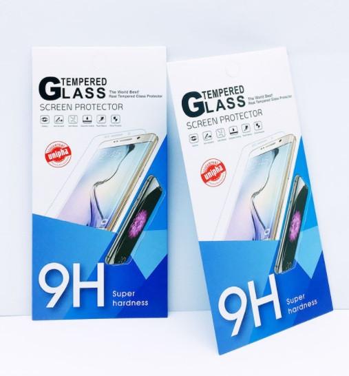 Защитное стекло Motorola Moto G4 Plus / XT1642 0.26мм в упаковке
