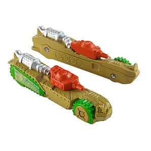 Машинка Hot Wheels Splittin Tank Молниеносные половинки Коричневый (DJC22)