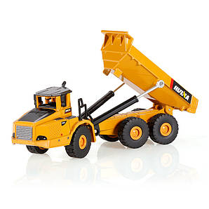 Грузовой самосвал HulNa Toys 1:50 Желтый (hub_hJPj00017)
