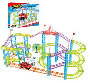 Автомобильный трек Super Racing Track с машинкой на батарейке