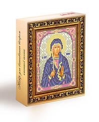 Набор для вышивания бисером икона Святая Великомученица Марина