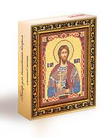 Набор для вышивания бисером икона Святой Великомученик Никита