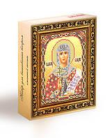 Набор для вышивания бисером икона Святая Великомученица Клавдия