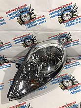 Фара передняя левая новая оригинальная Nissan Primastar 2 2007- 8200701354