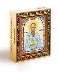 Набор для вышивания бисером икона Святой Федор (Феодор)