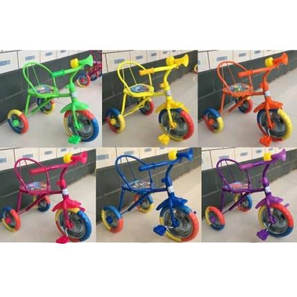 Велосипед детский трехколесный  Гномик на 1, 2, 3 года t-312, фото 2