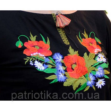 Вышиванка женская Лето | Вишиванка жіноча Літо, фото 2