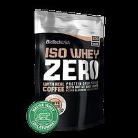 BIOTECH USA ISO WHEY ZERO PROTEIN 500 g. Сывороточный изолят,протеин.