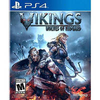 Vikings - wolves of midgard (eng) игра для  пс4/ps4