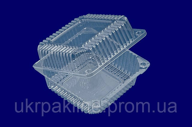 Универсальный контейнер квадратной формы  арт. 25, 25Р, 25D