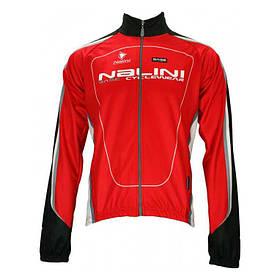 Велокуртка зимняя Nalini CALCE BASIK М красная 41603829