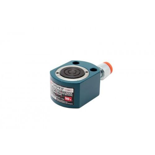 Цилиндр гидравлический низкопрофильный 4т (ход штока - 14мм, длина общая - 40мм, давление 460 bar)