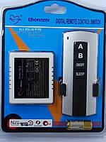 Пульт для люстры Ebenezer 2 канала+таймер ST 236