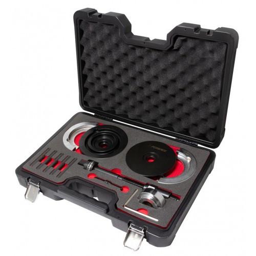 Набор инструментов для замены ступичных подшипников VW T5 (Ø85мм) в кейсе