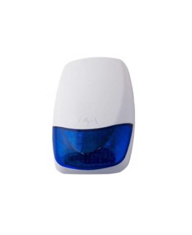 Свето-звуковой оповещатель для сигнализации OSR-01