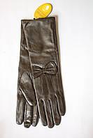 Женские перчатки длинные 340мм Средние