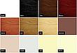 Стілець кухонний дерев'яний Валенсія Fusion Furniture, колір горіх, фото 2
