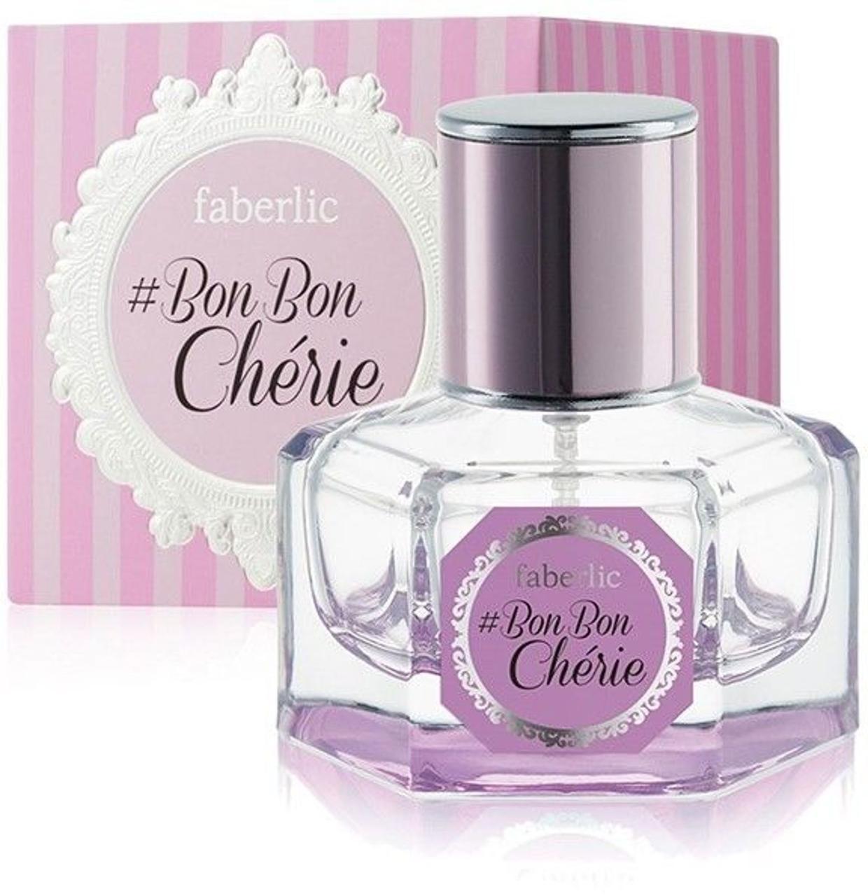 Парфюмированная вода Bon Bon Chérie от Faberlic