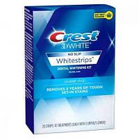 Отбеливающие полоски Crest 3D Whitestrips Classic Vivid Glamorous оригинал США
