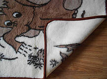 """Детское одеяло из овечьей шерсти """"Eluna"""", фото 2"""