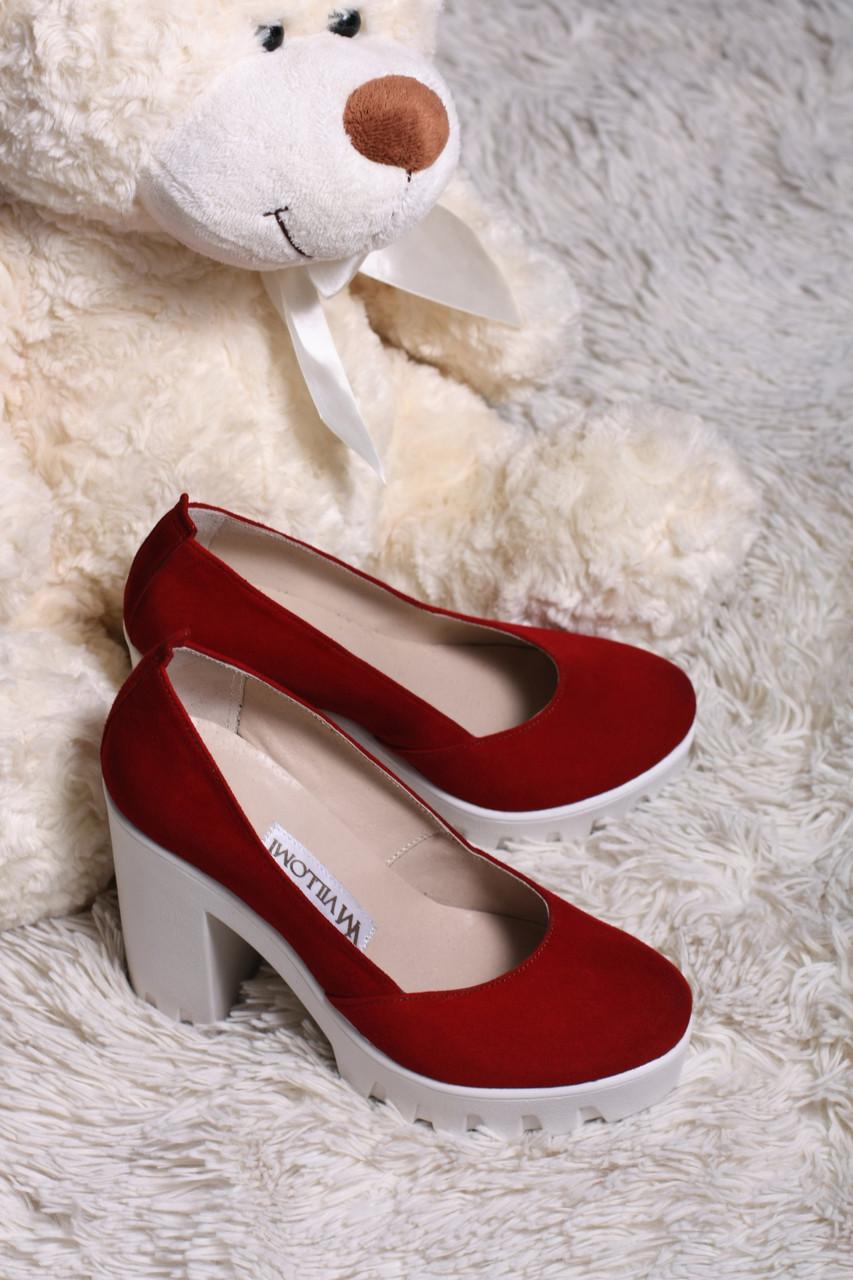 449424d20 ... Замшевые женские туфли на высоком каблуке 37,38,39 размер , фото 4 ...