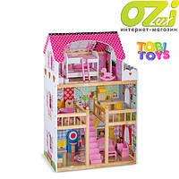 Игровой кукольный домик Tobi Toys