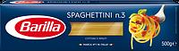 Макарони Спагеттіні №3 BARILLA 500г