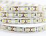 Світлодіодна стрічка Motoko SMD 3528 120 LED 9.6 w герметична, фото 3
