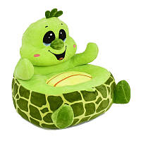 Детское кресло игрушка Черепаха