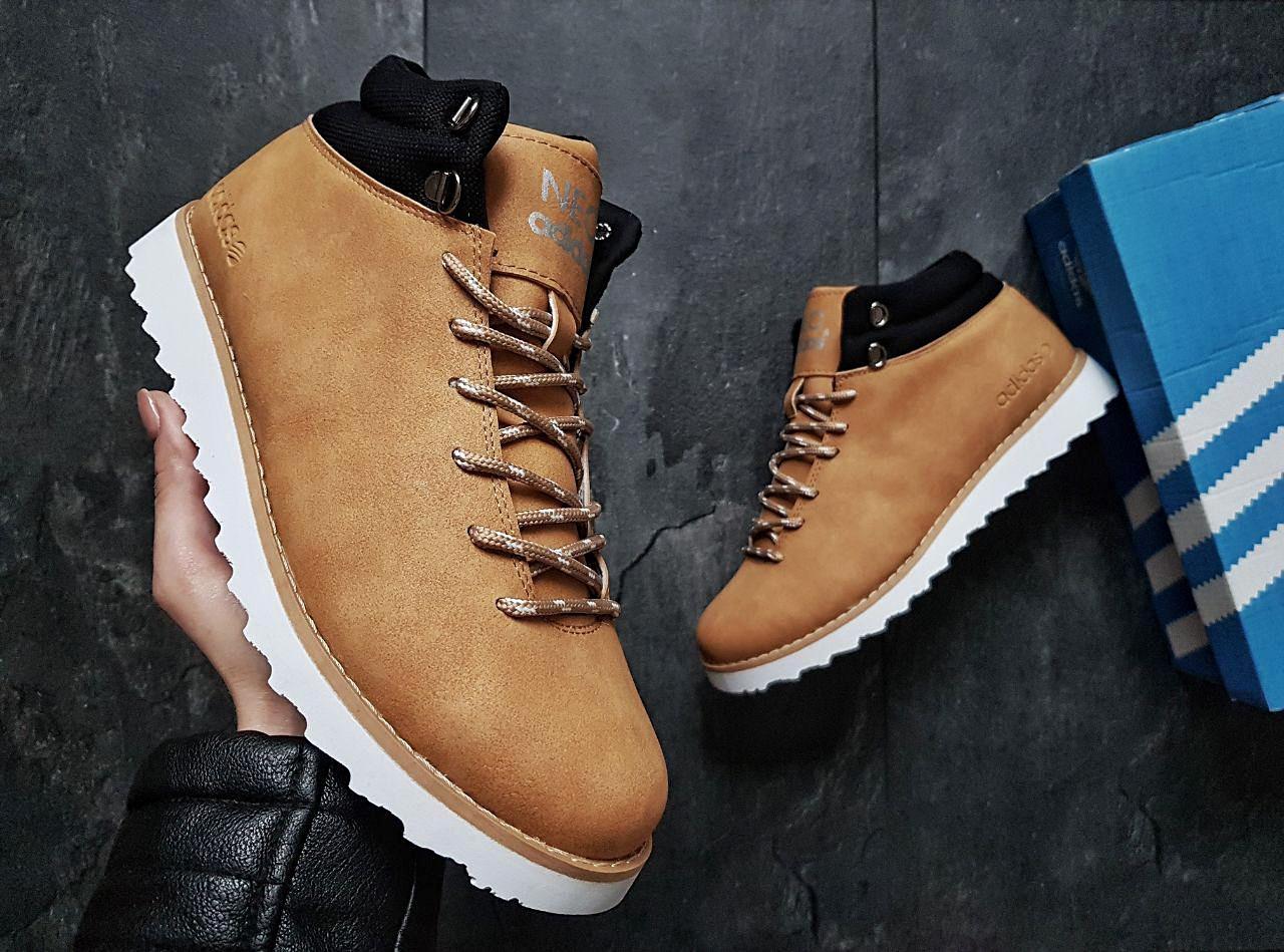 f1420c958fc2 Мужская Ботинки Adidas NEO  990 грн. - Ботинки Желтые Воды ...